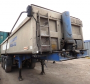 Montracon Tipping Trailer