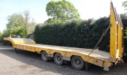 ARB Step frame Machinery Trailer